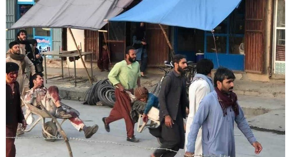 انتحاری در کابل