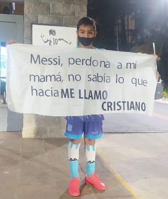 نوجوان آرژانتینی
