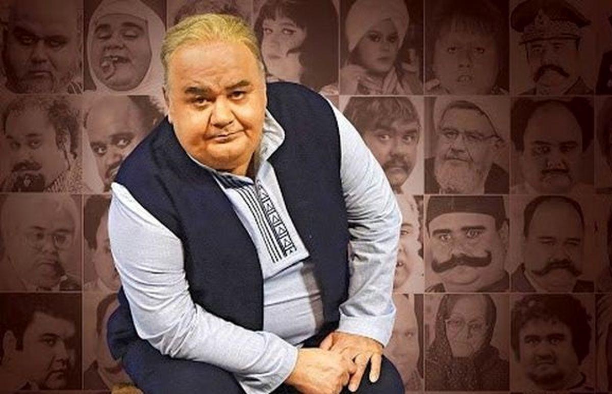 حمایت جنجالی اکبر عبدی از تیم استقلال+تصاویر دیده نشده