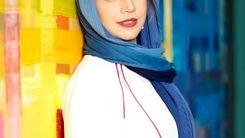 کلکسیون عکس های شبنم قلی خانی از بچگی تا حالا