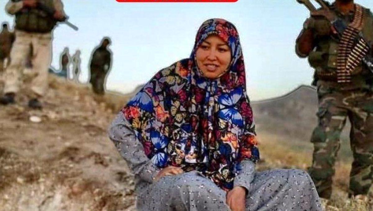 شجاعت سلیمه مزاری؛ تنها مقام دولتی زن اسیر طالبان + عکس دیده نشده