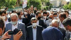 محمود احمدی نژاد تهدید کرد!/پاسخ جنجالی احمدی نژاد درباره کابینه جوان دولتش + فیلم