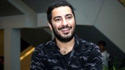 نوید محمدزاده و شهاب حسینی در کنار همرفیق شهاب حسینی+ عکس دیدنی