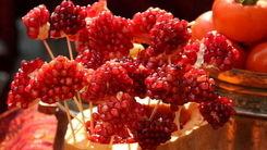 طرز تهیه دسر و شیرینی شب یلدا+عکس دیدنی