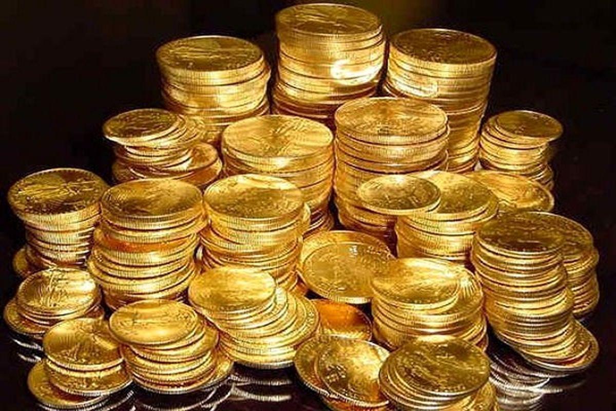 قیمت سکه امروز 22 تیر 1400 اعلام شد