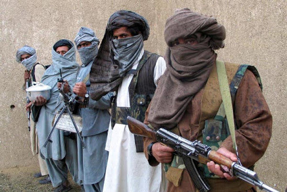 ورزش طالبان در سالن بدنسازی ارگ ریاست جمهوری + فیلم لو رفته