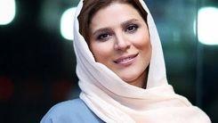 سحر دولتشاهی در پشت صحنه قورباغه +عکس دیده نشده