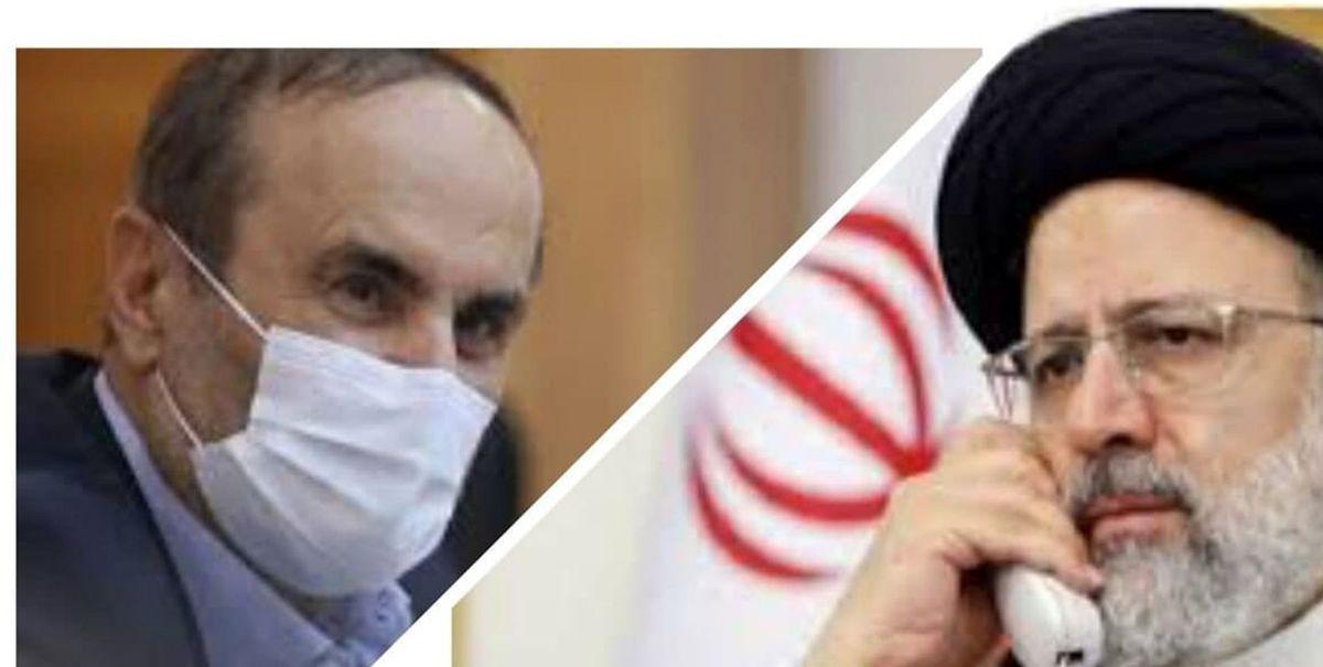 رایزنی استاندار خوزستان و رئیسی درباره آب خوستان!+مشکل آب خوزستان حل شد؟