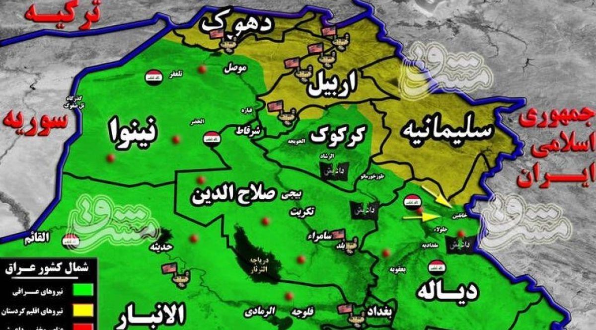 توطئه دموکراتها در مرز ایران و عراق+جزئیات بیشتر