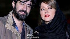 این زن جوان کنار شهاب حسینی کیست؟