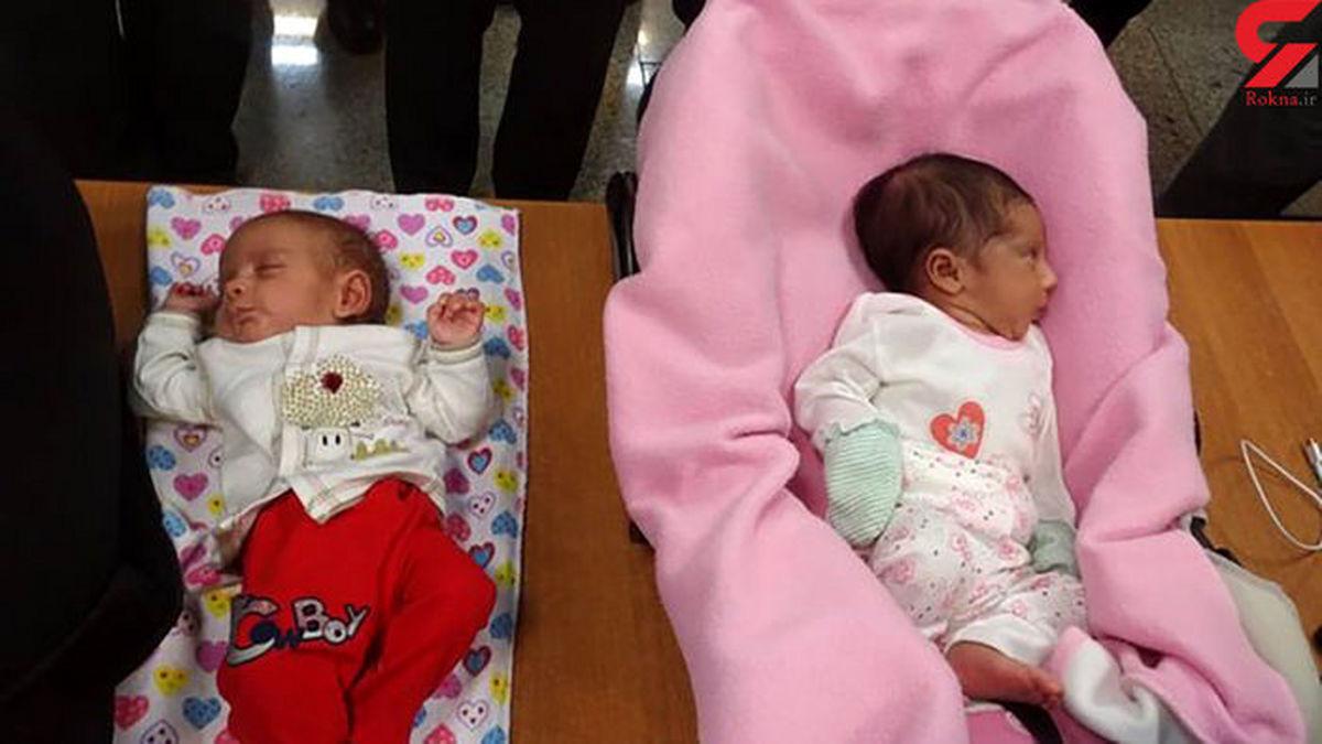 باند نوزاد فروشی در مشهد بازداشت شد