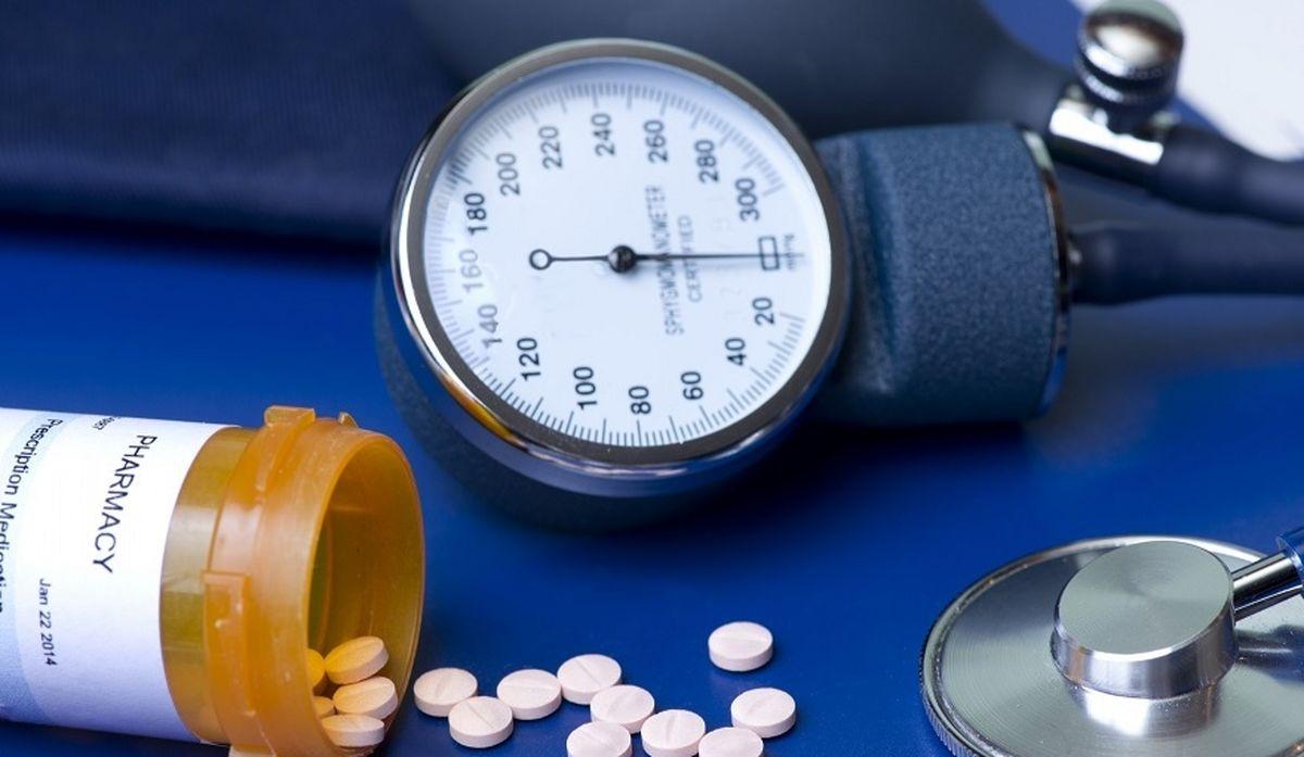 داروهایی که فشار خون را بالا می برد؟