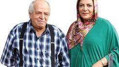 رمز و راز زندگی مشترک محسن قاضی مرادی و مهوش وقاری