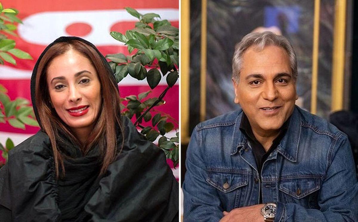 انتقاد جنجالی سحر زکریا به مهران مدیری کار دستش داد! +سند