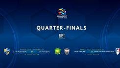 قرعه کشی مرحله یکچهارم نهایی لیگ قهرمانان آسیا+جزییات
