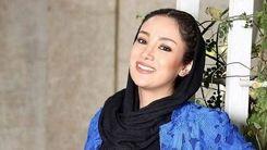 بهاره افشاری با لباس افغانستانی دل همه را برد+عکس دیده نشده