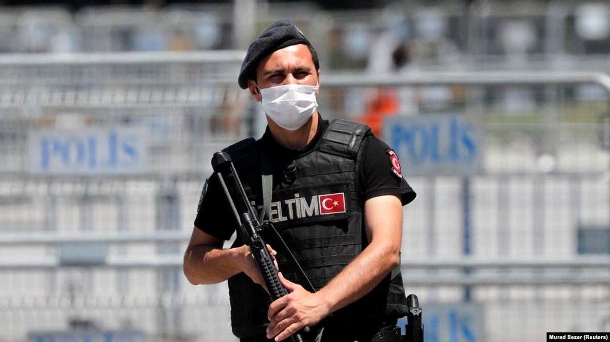 ترکیه «هشت نفر» را در ارتباط با طرح ربودن یک مقام پیشین نظامی ایران بازداشت کرد