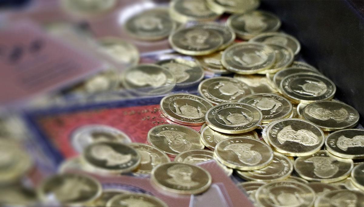 قیمت سکه مرز 10 میلیون را رد کرد