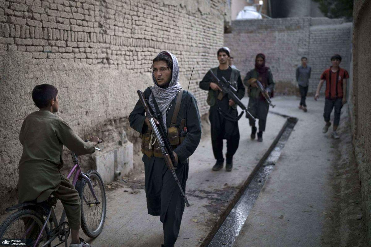 سرباز طالبان: به ایران و شهر اصفهان آمدهام