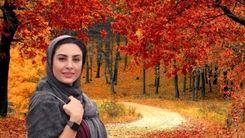 تفریح جالب حدیثه تهرانی و همسرش + عکس دیده نشده
