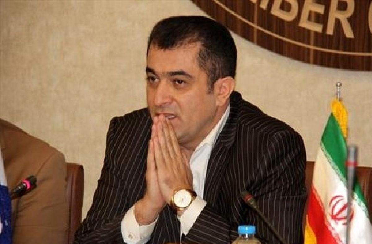 اسماعیل خلیلزاده بازداشت شد+علت دستگیری