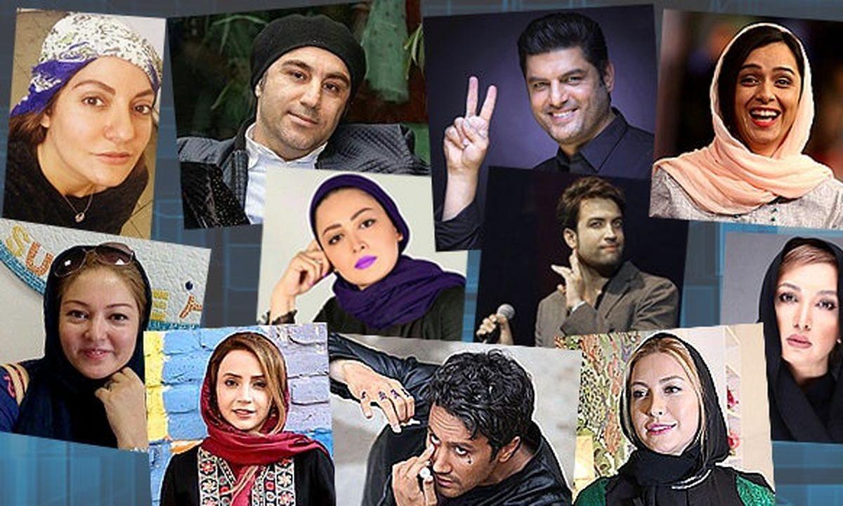 عکس دیده نشده بازیگران معروف ایرانی در جوانی