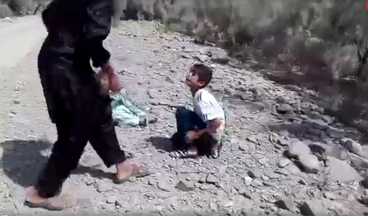 شکنجه وحشیانه دو کودک دل همه را لرزاند + فیلم