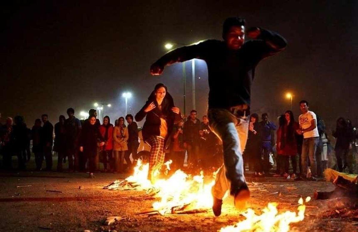 آداب و رسوم جالب چهارشنبه سوری در نقاط مختلف ایران!+جزئیات