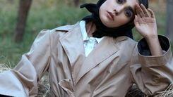 آدرینا صادقی بازیگر مائده در سریال احضار لب دریا+عکس لو رفته
