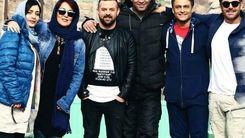 عکس بدون آرایش ساینا سالاری بازیگر سریال گیسو فضای مجازی را تکان داد