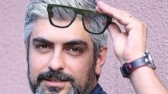 مهدی پاکدل خانم بازیگر را سوپرایز کرد+عکس دیده نشده