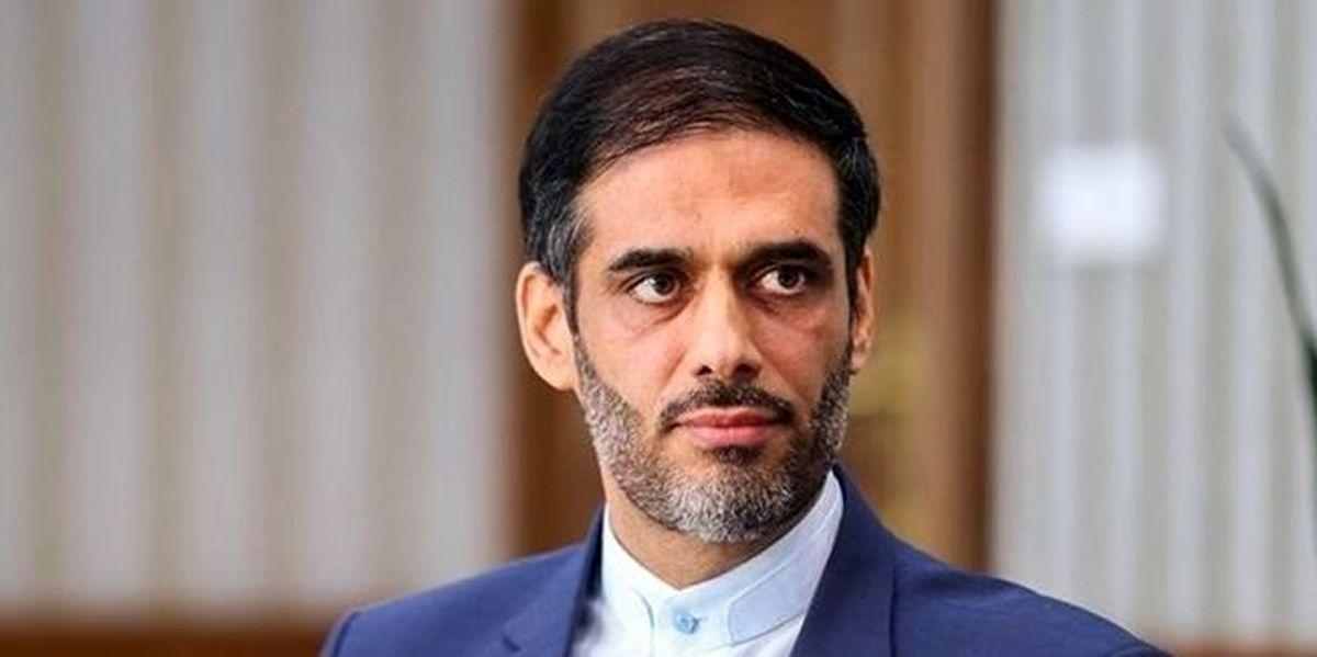 تیکه سنگین سعید محمد به لاریجانی حاشیه ساز شد