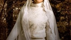 سکانس جنجالی از شب عروسی هما در  سریال می خواهم زنده بمانم+فیلم لو رفته