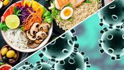 غذاهایی که افراد مبتلا به کرونا باید بخورند + جزئیات مهم
