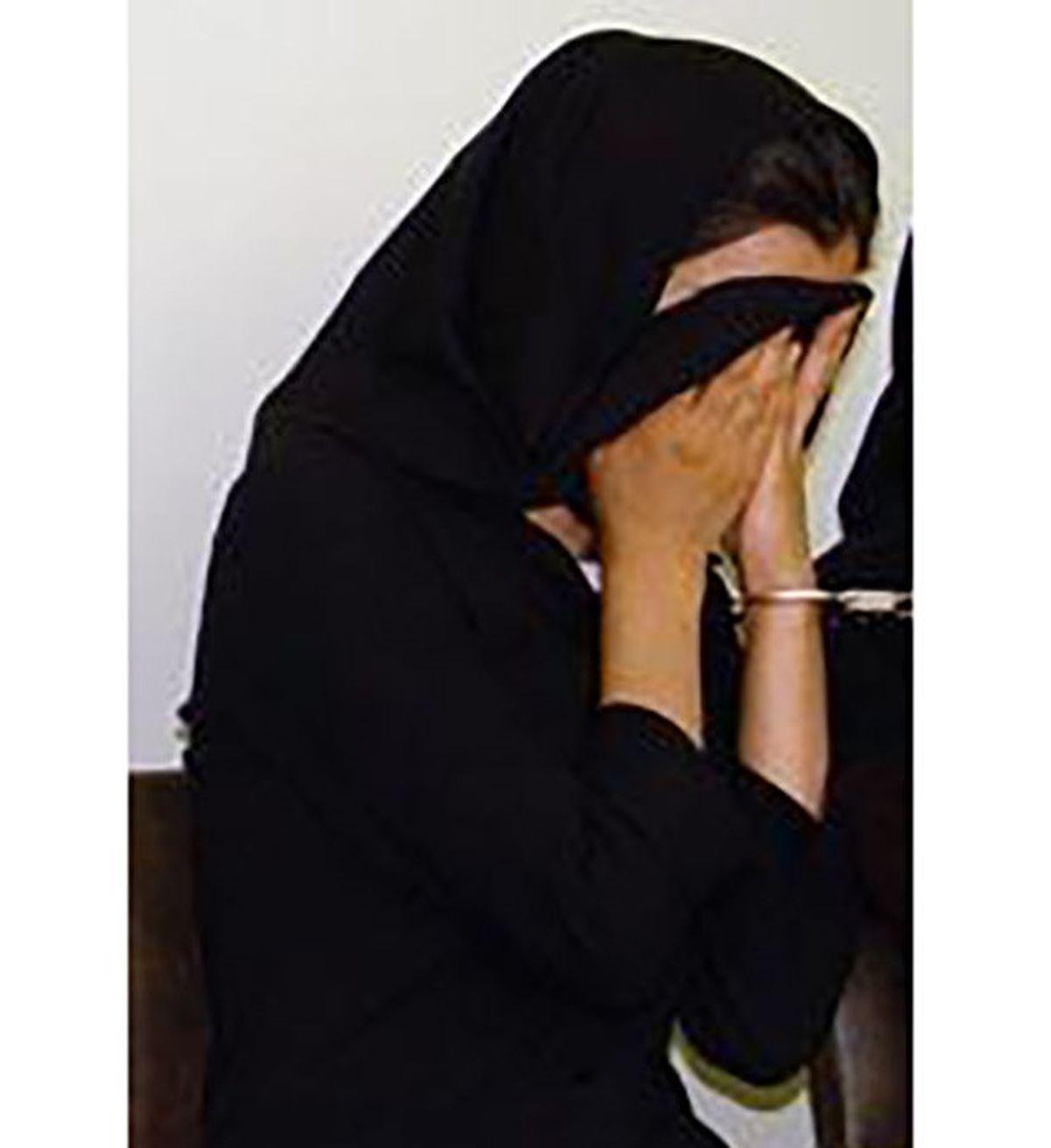 سرقت ماهرانه 206 توسط دختر تهرانی در روز روشن+فیلم