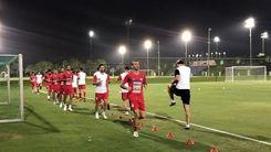 محل تمرین تیم پرسپولیس در قطر+عکس دیدنی