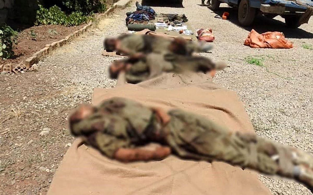 حمله تروریستی در کردستان/عکس تروریست ها