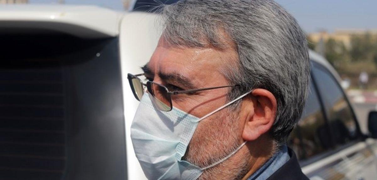 وزیر کشور در بیمارستان بستری شد+جزئیات بیشتر