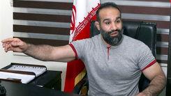 خبرمهم   قهرمان کشتی ایرانی در گذشت +علت فوت او چیست؟