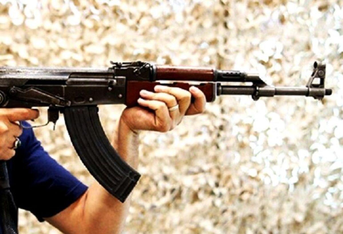 تیراندازی وسط اتوبان همت | درگیری مسلحانه با کلاشینکف!