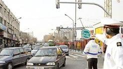 درگیری فیزیکی نماینده مجلس با مأمور پلیس + فیلم