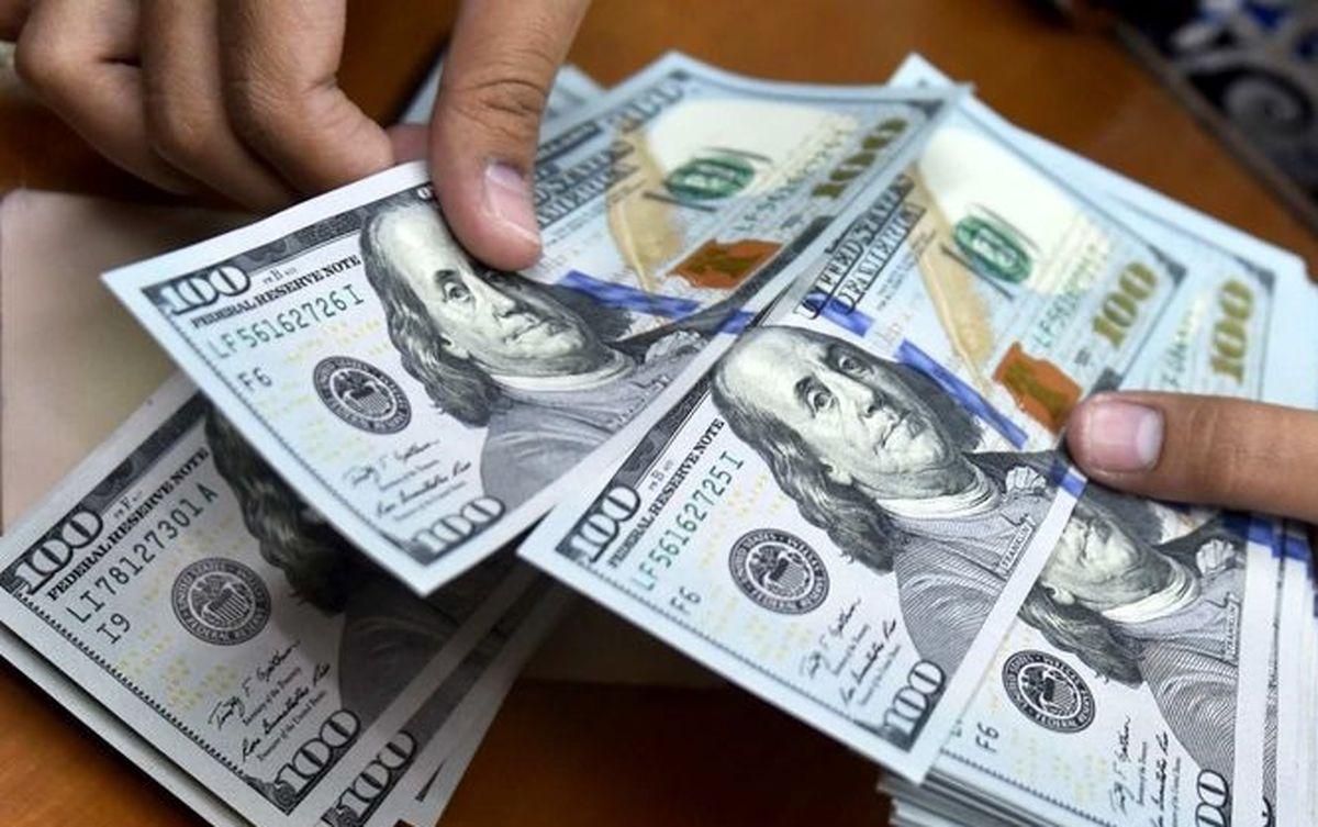 دلار افت کرد/قیمت دلار قیمت (۱۴۰۰/۰۱/۳۱)+ جدول