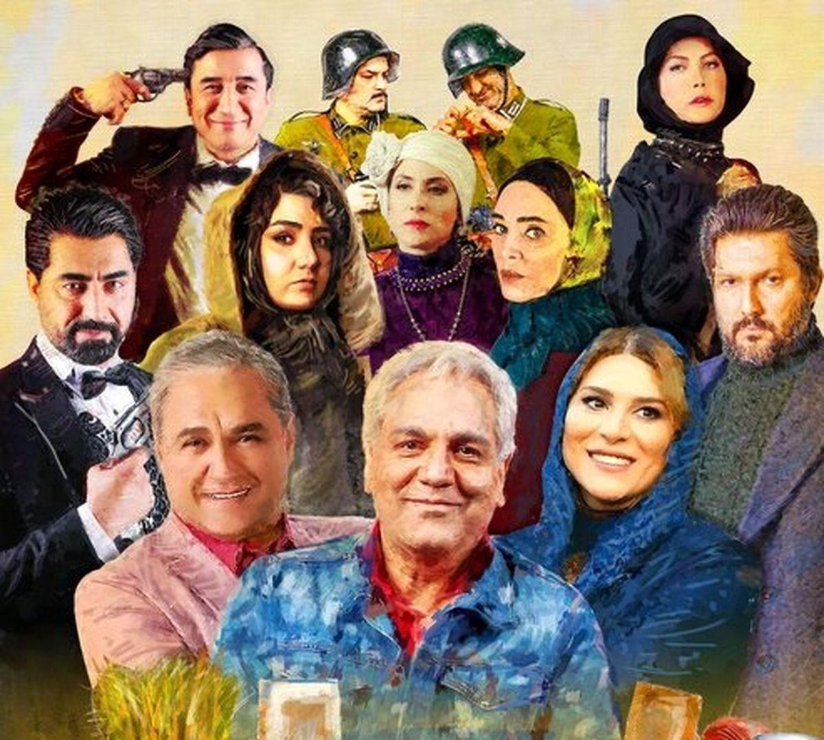 همه چیز درباره سریال دراکولا مهران مدیری!+تصاویر دیده نشده