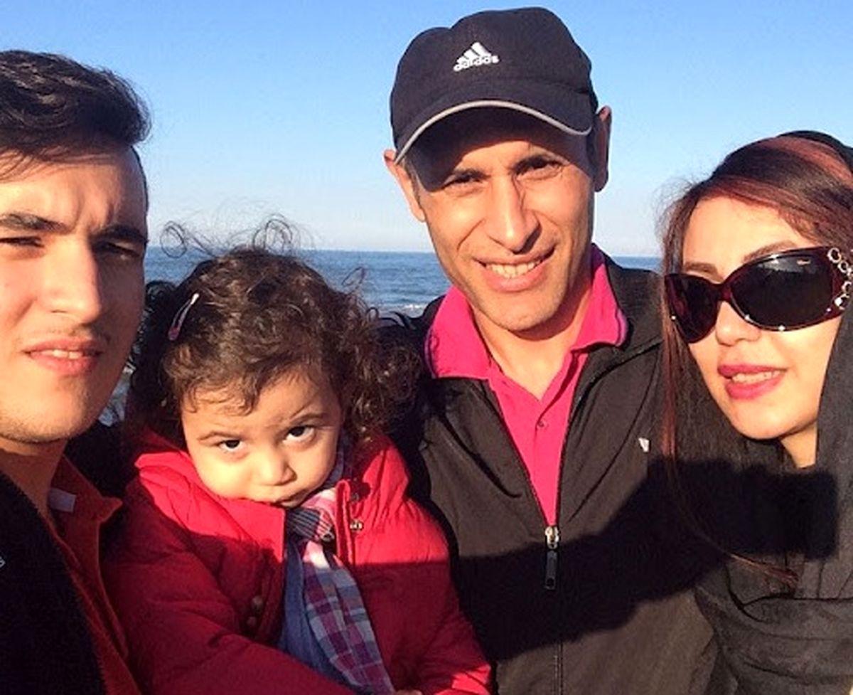 دروازهبانی یحیی گلمحمدی که تابحال ندیده بودید!