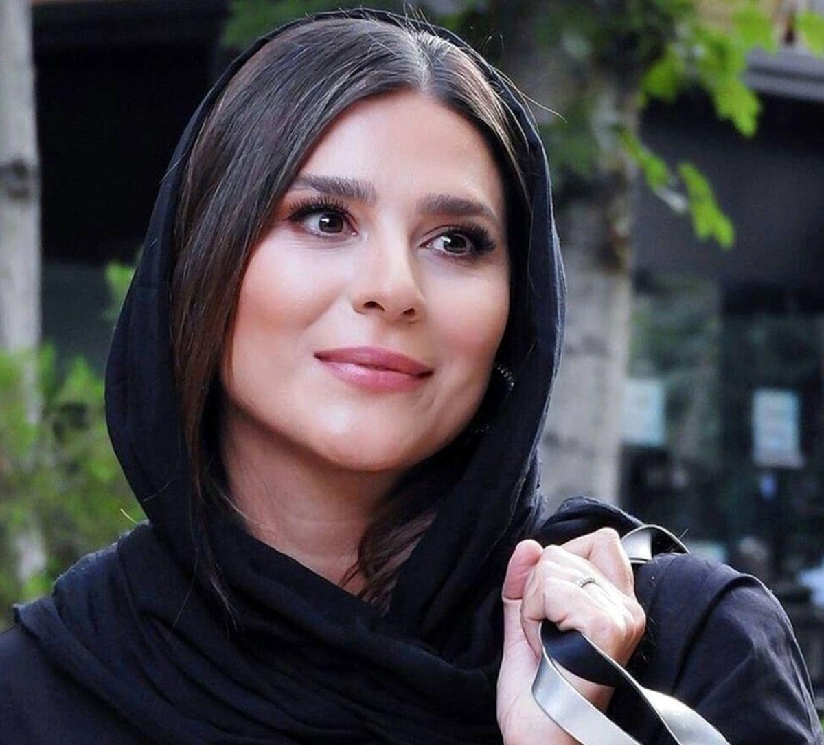 سحر دولتشاهی با ماسک در جشنواره فیلم فجر!+عکس دیده نشده