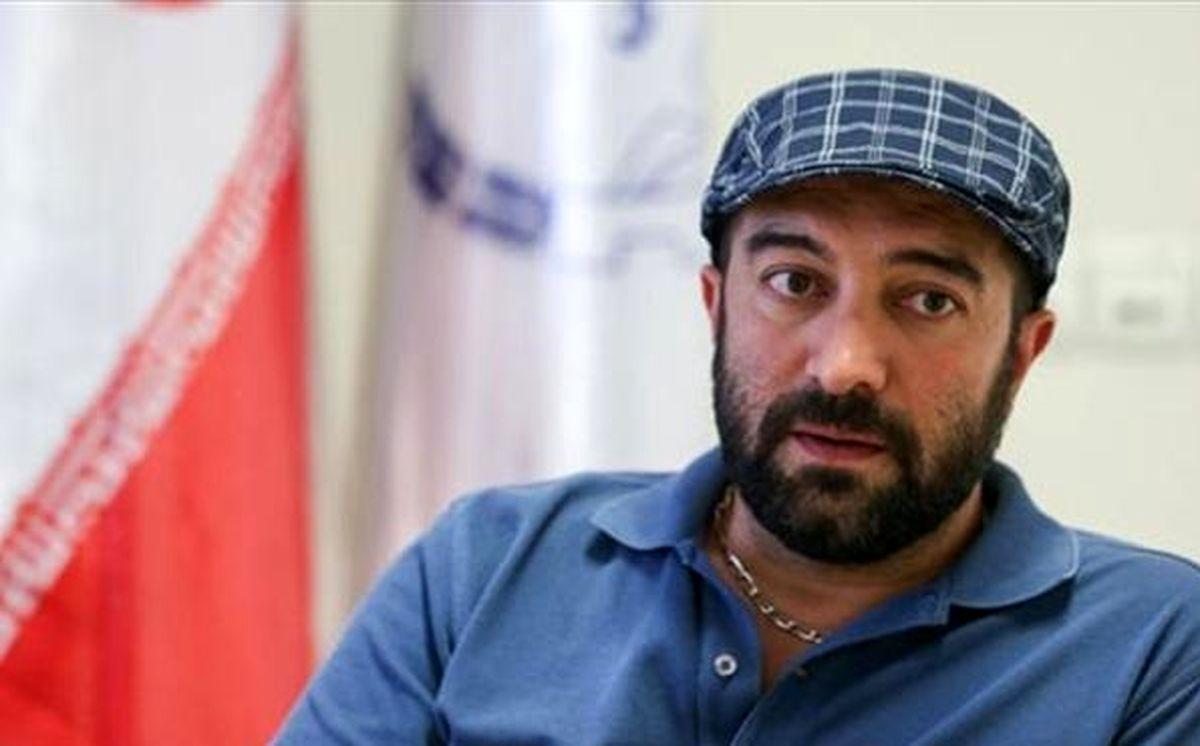سوتی جنجالی مجید صالحی تو خونه رضا عطاران+فیلم لو رفته