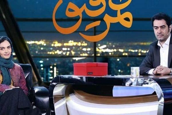 کنایه سنگین در همرفیق شهاب حسینی حاشیه ساز شد +فیلم