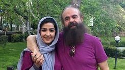 عکس جدید سارا صوفیانی در کنار همسرش+عکس دیده نشده
