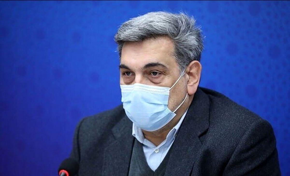 توضیحات حناچی درباره انحرافات تزریق واکسن در شهرداری تهران+جزئیات بیشتر