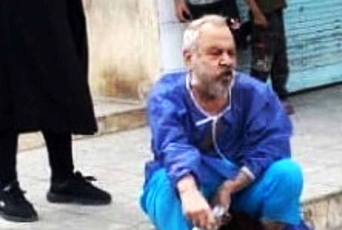 ماجرای بیرون انداختن شاعر خوزستانی از بیمارستان چه بود؟ + فیلم
